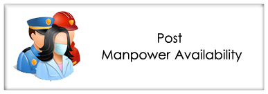 post manpower availability